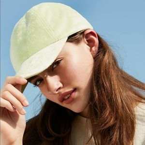 Urban outfitters French terry basketball hat